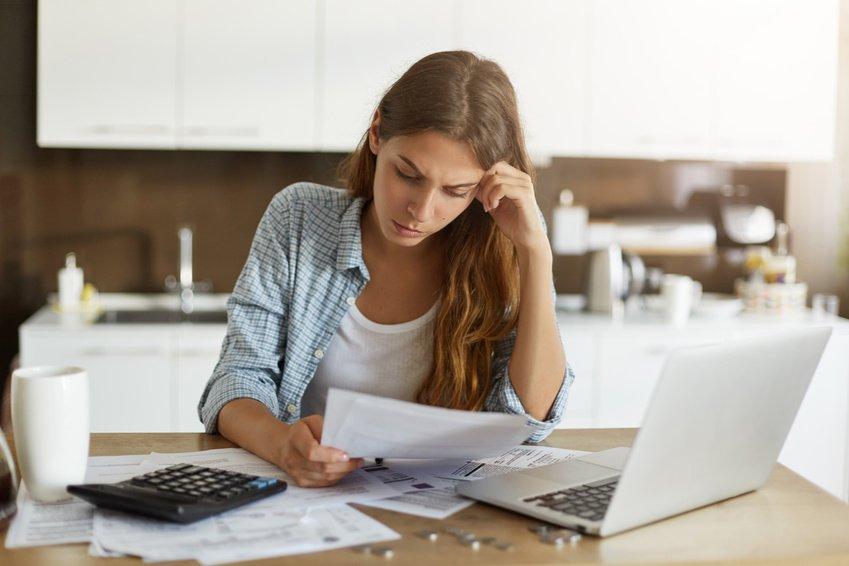 straff for å ikke betale gjeld