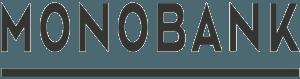 Monobank sin logo.