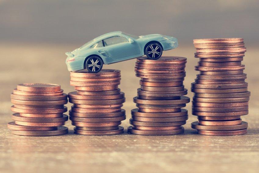 finansiere kjøretøy