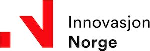 Innovasjon Norge logo.